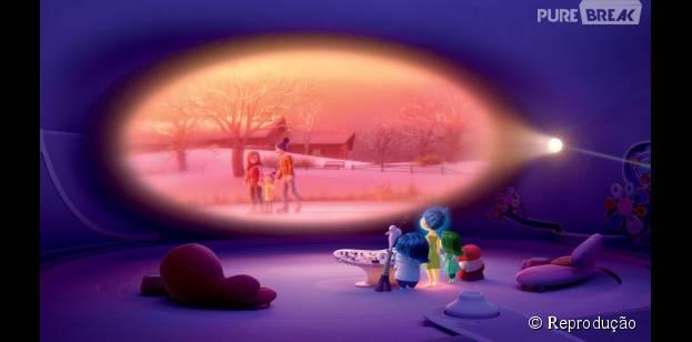 """""""Divertida Mente"""" é o novo queridinho dos fãs de animações!"""