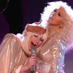 Christina Aguilera e Lady Gaga entram para história em show no The Voice US