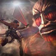 "Anime ""Attack on Titan"" ganhará um jogo exclusivo para PlayStation"