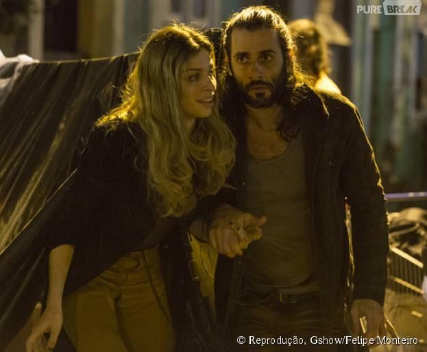 """Larissa (Grazi Massafera) começará a viver na rua e pedir esmolas em """"Verdades Secretas"""""""