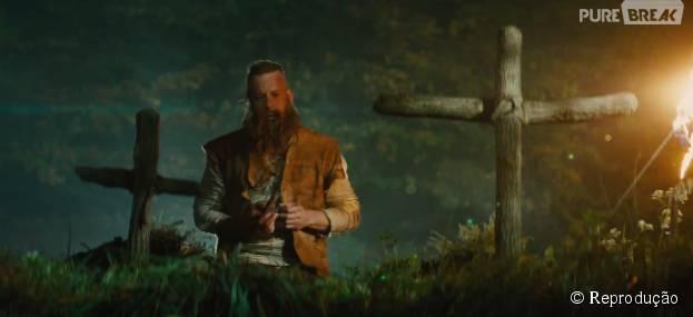 """Vin Diesel, de """"Velozes & Furiosos 7"""", luta contra as forças do mal no trailer de """"O Último Caçador de Bruxas"""""""