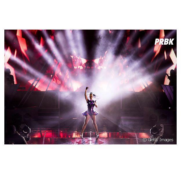 """Katy Perry, DVD do """"Prismatic World Tour"""""""