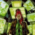 Em uma de suas versões, a Batgirl fica paraplégica e resolve ajudar os super-heróis usando suas habilidades intelectuais, que são muitas. Apartir disso assumi a identidade de Oráculo