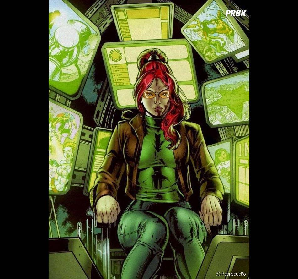 Em uma de suas versões, a Batgirl fica paraplégica e resolve ajudar os  super-heróis usando suas habilidades intelectuais, que são muitas. Apartir  disso assumi a identidade de Oráculo - Purebreak
