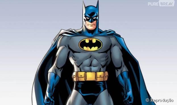 Sem a inteligência, Batman não seria tão forte e não venceria suas lutas