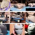 """Armadura de """"Homem de Ferro""""sendo impressa em Impressora 3D"""
