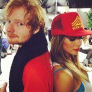 Nicole Scherzinger fala sobre Ed Sheeran e desmente boatos de namoro