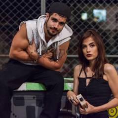 """De """"I Love Paraisópolis"""": Caio Castro e Maria Casadevall gravam cenas de Grego e Margot juntos!"""