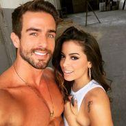 Anitta posta foto com modelo e fãs enlouquecem achando que está rolando namoro!