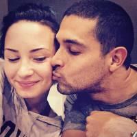 Demi Lovato e Wilmer Valderrama provam que são o melhor casal do mundo com posts no Instagram