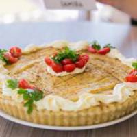 """Em """"Bake Off Brasil"""": participantes têm desafio de fazer torta salgada e tiramisù"""