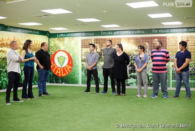 """O """"MasterChef Brasil"""" vai até estádio Allianz Parque, em São Paulo, para realizar prova da semana"""