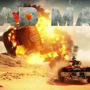 """Jogo """"Mad Max"""" ganha versão live-action com guerra de paintball e também trailer interativo"""