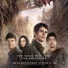 """De """"Maze Runner 2"""": com Dylan O'Brien e parte do elenco, produção divulga novo cartaz do filme!"""