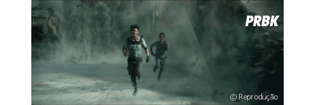 """Maze Runner 2"""