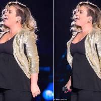 """Kelly Clarkson, Meghan Trainor e outras famosas ficam """"magras"""" depois de ação do Photoshop! Entenda"""