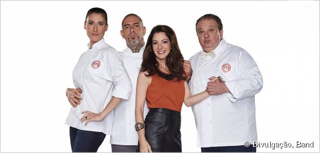 "Band planeja final histórica para a segunda temporada do ""MasterChef Brasil"""