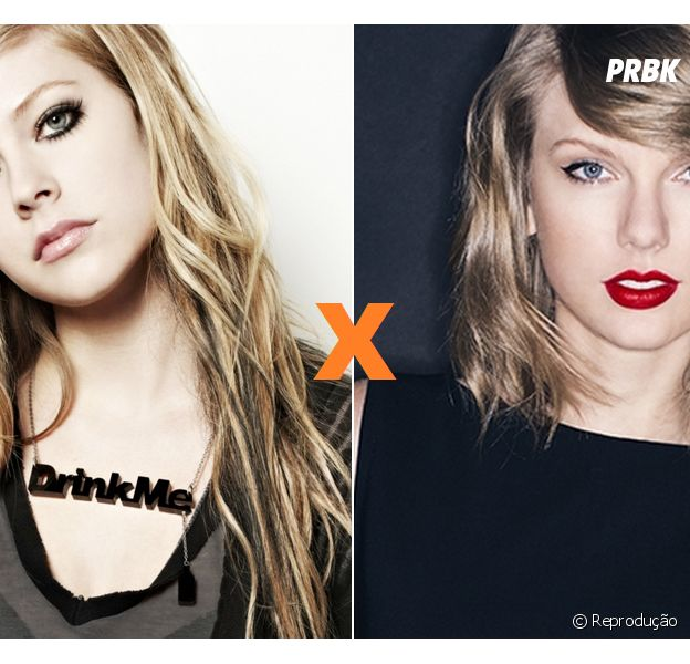 Avril Lavigne responde a comparações com Taylor Swift no Twitter