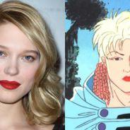 "De ""Gambit"": Léa Seydoux, de ""007"", se junta a Channing Tatum e é confirmada no papel da mocinha!"