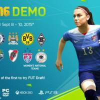 """Demo de """"FIFA 16"""" será liberada em setembro e o game terá duas edições especiais"""