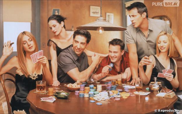 """Com Jennifer Aniston, """"Friends"""" pode ganhar filme"""