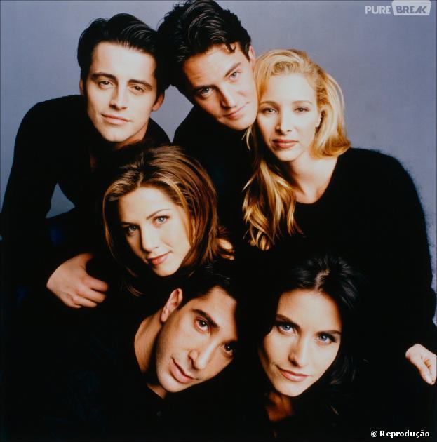 """Depois de 10 anos, filme de """"Friends"""" pode ser produzido em 2014"""