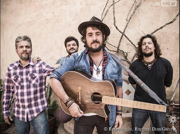 """Atração confirmada do Rock in Rio 2015, a banda Suricato comemora sucesso após """"SuperStar"""""""