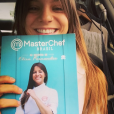 """Elisa Fernandes, do """"MasterChef Brasil"""", lançou o livro """"MasterChef Brasil - As Receitas de Elisa Fernandes"""""""