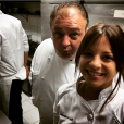 "Elisa Fernandes, do ""MasterChef Brasil"", já visitou o restaurante do chef Erick Jacquin"