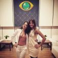 """Elisa Fernandes, do """"MasterChef Brasil"""", se tornou admiradora da apresentadora Ana Paula Padrão"""