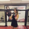 """Elisa Fernandes, do """"MasterChef Brasil"""", aproveita o tempo livre para fazer boxe"""