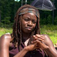 """Em """"The Walking Dead"""": na 6ª temporada, Danai Gurira, a Michonne, fala sobre desenrolar da história!"""