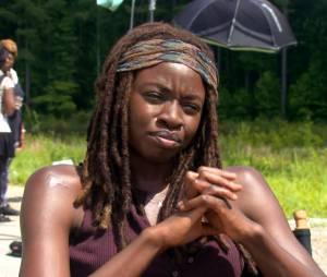 """Em """"The Walking Dead"""": Danai Gurira, a Michonne, fala que 6ª temporada vai ser """"poderosa e emocionante ao mesmo tempo"""""""