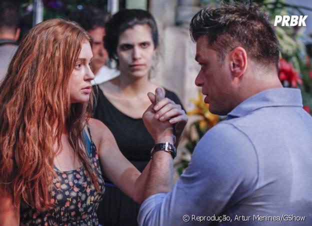 """Marina Ruy Barbosa aparece com visual desleixado, na pele da protagonista de """"Totalmente Demais"""""""