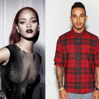 """Rihanna e Lewis Hamilton juntos? Corredor fala pela 1ª vez sobre o caso: """"Conheço-a há muito tempo"""""""