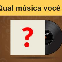 No Facebook: teste descobre qual música representa você!