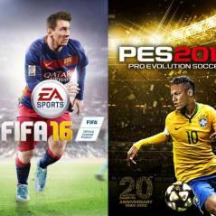 """""""FIFA 16"""" ou """"PES 2016"""": qual game de futebol tem o lançamento mais aguardado?"""