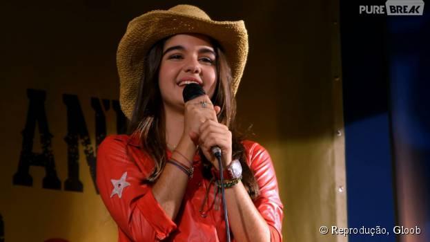 """Protagonista de """"Gaby Estrella"""", Maitê Padilha conta ao Purebreak como concilia estudos e gravações"""