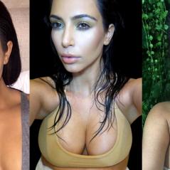 Kim Kardashian, Bruna Marquezine, Rihanna, Miley Cyrus e as selfies mais sexy das famosas!