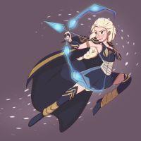 """Princesas da Disney viram guerreiras de """"League of Legends"""" na mão de artista! Confira"""