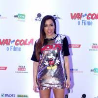 """Anitta, Biel, Paulo Gustavo e mais: veja o que rolou na pré-estreia de """"Vai Que Cola - O Filme""""!"""