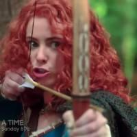 """Em """"Once Upon a Time"""": na 5ª temporada, Emma quase mata Merida em episódio de estreia!"""