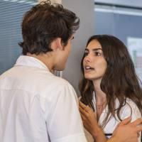 """Novela """"Malhação"""": Luciana (Marina Moschen) termina com Rodrigo: """"Nosso namoro acabou"""""""