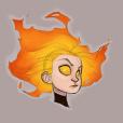 A Phoenix intimida qualquer um até com essa cara de desenho animado!
