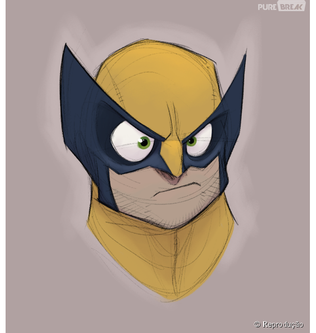 """Em """"X-Men"""" ou na Disney, Wolverine é sempre o nosso herói"""