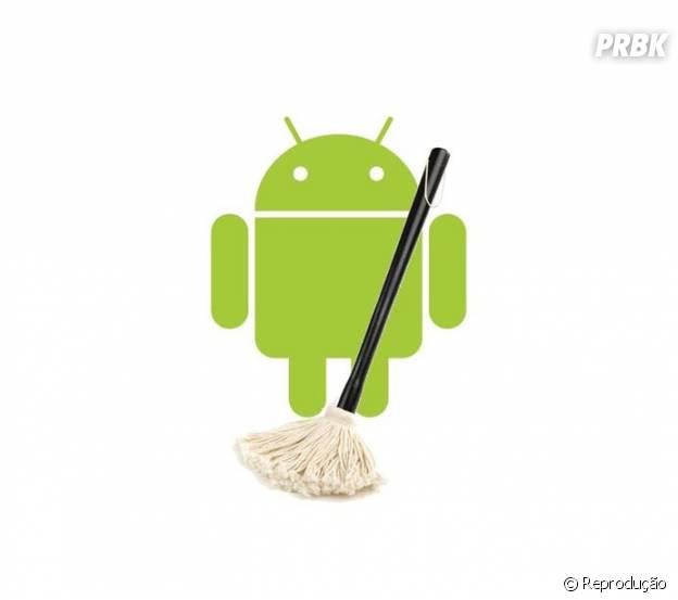 Mais espaço livre no Android: Faça uma faxina!