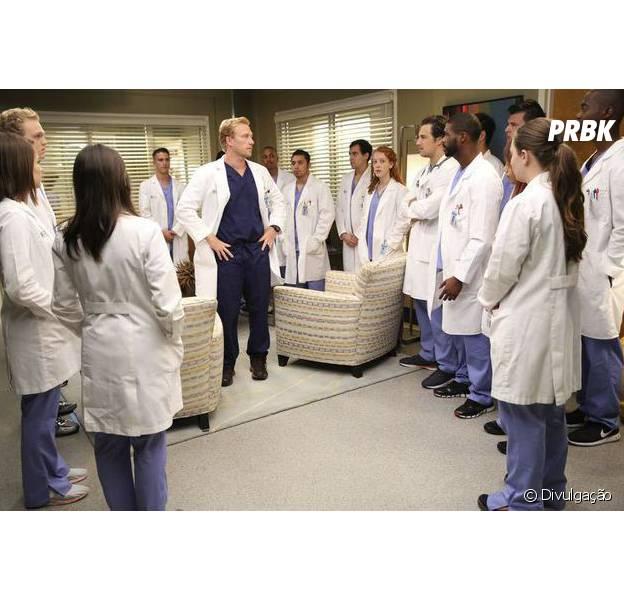 """Em """"Grey's Anatomy"""": Owen faz exigências e mais nos próximos episódios!"""