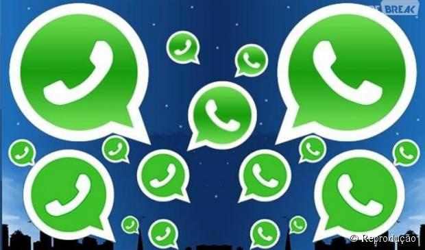 Atualização do Whatsapp permite favoritas mensagens