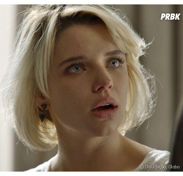 """Em """"A Regra do Jogo""""; Belisa (Bruna Linzmeyer) foge da clínica e se aproxima de Juliano (Cauã Reymond)!"""