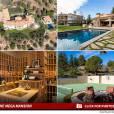 A nova mansão de Britney Spears custou US$ 7 milhões e possui sua própria quadra de tênis!